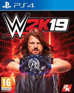 WWE 2K19 Steelbook Edition PS4