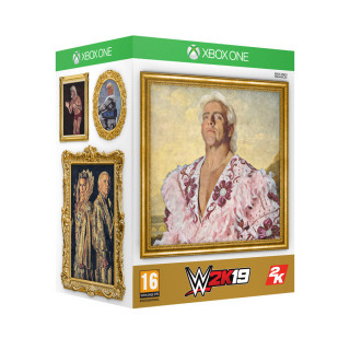 WWE 2K19 Wooooo! Edition (Collector's Edition) Xbox One