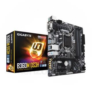 Gigabyte 1151 B360M DS3H PC
