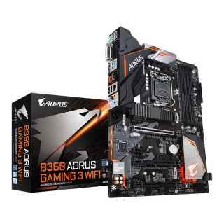 Gigabyte 1151 B360 Aorus Gaming 3 WiFi (B360 AORUS GAMING 3 WIFI) PC