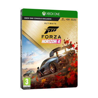 Forza Horizon 4 Ultimate Edition (Magyar felirattal) XBOX ONE