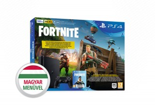 PlayStation 4 (PS4) Slim 500GB + Fortnite PS4