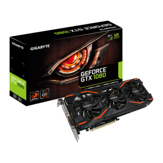GIGABYTE GeForce GTX1080 8GB GDDR5X WindForce OC (GV-N1080WF3OC-8GD) PC