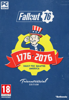 Fallout 76 Tricentennial Edition PC