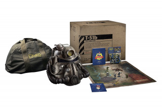 Fallout 76 Power Armor Edition (Collector's Edition) XBOX ONE