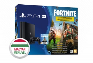 PlayStation 4 (PS4) Pro 1TB + Fortnite PS4