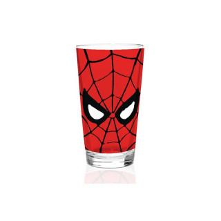 MARVEL - Üvegpohár - Spiderman AJÁNDÉKTÁRGY