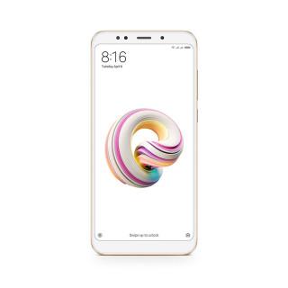 Xiaomi Redmi 5 Plus 32GB Gold Mobil