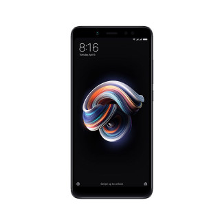 Xiaomi Redmi Note 5 64GB Black Mobil