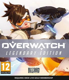 Overwatch Legendary Edition Xbox One