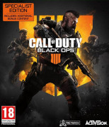 Call of Duty Black Ops IIII (4) Specialist Edition