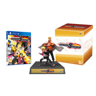 Naruto to Boruto: Shinobi Striker Uzumaki Collector's Edition PS4