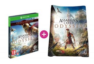 Assassin's Creed Odyssey Omega Edition + törölköző XBOX ONE