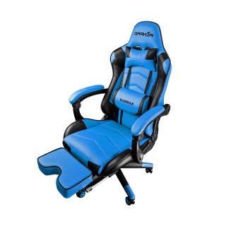 Raidmax DK709BU gamer szék kék PC