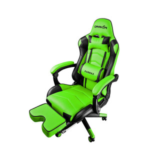 Raidmax DK709GN gamer szék zöld PC