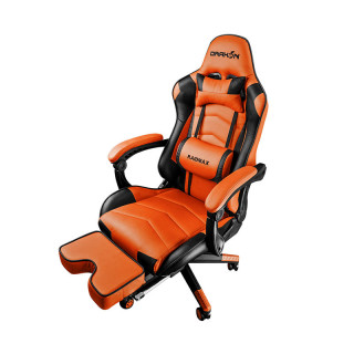 Raidmax DK709OG gamer szék narancs PC