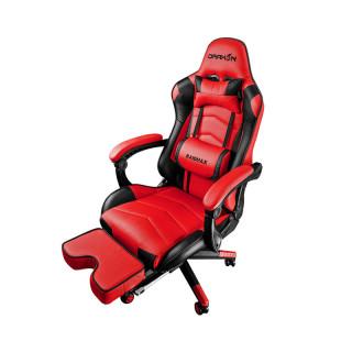 Raidmax DK709RD gamer szék piros PC