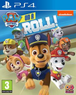 Paw Patrol: On Roll PS4