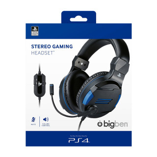 PlayStation 4 Stereo Gaming Headset (BigBen) PS4