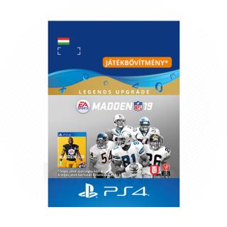 Madden NFL 19 Legends Upgrade - ESD HUN (Letölthető) PS4