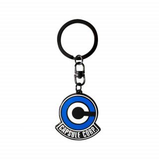 DRAGON BALL - Capsule Corp kulcstartó Ajándéktárgyak