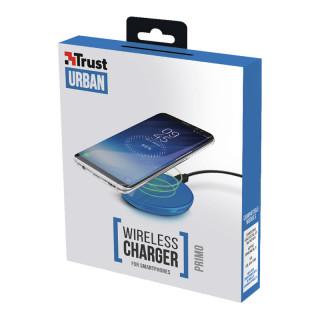 Trust 22817 Primo Vezeték nélküli okostelefon töltő (Kék) Mobil