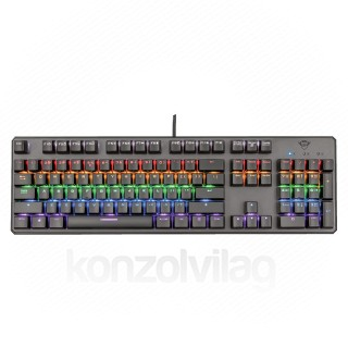Trust 23089 GXT 865 Asta Mechanical Keyboard HU PC