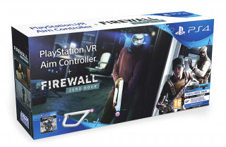 Firewall: Zero Hour (VR) + Aim Controller PS4
