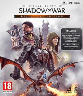 Middle-Earth: Shadow of War Definitive Edition (használt) Xbox One