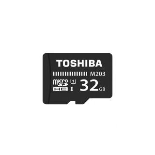 Toshiba M203 MicroSDXC kártya 32GB CL10 + adapter Mobil