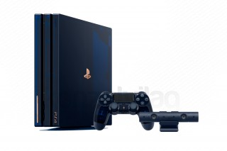 PlayStation 4 (PS4) Pro 2TB 500M Limited Edition PS4