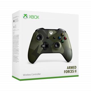 Xbox One vezeték nélküli kontroller (Armed Forces II)