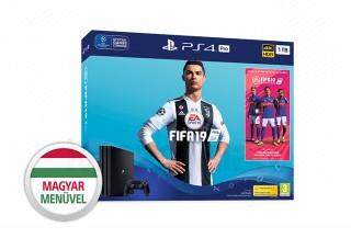 PlayStation 4 Pro (PS4) 1TB + FIFA 19 PS4