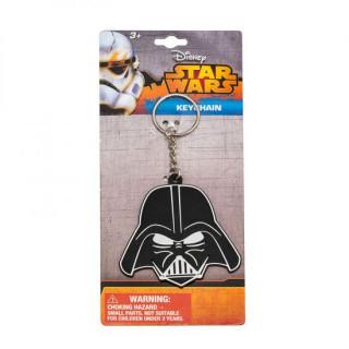 Star Wars - Kulcstartó - Darth Vader (fekete) AJÁNDÉKTÁRGY