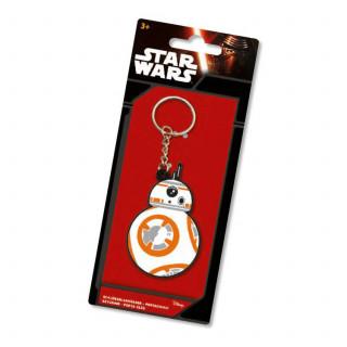 Star Wars - Kulcstartó - BB-8 (színes) AJÁNDÉKTÁRGY
