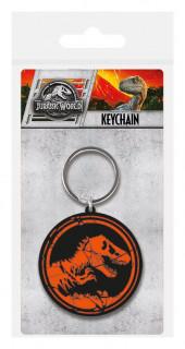 Jurassic World - Gumi kulcstartó - Fallen Kingdom (6 cm) Ajándéktárgyak