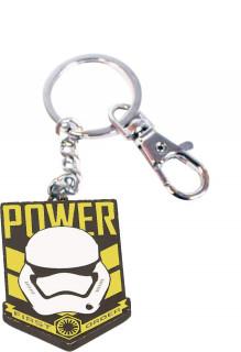 Star Wars - Kulcstartó - Power First Order AJÁNDÉKTÁRGY