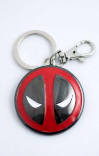 Marvel - Fém kulcstartó - Deadpool AJÁNDÉKTÁRGY