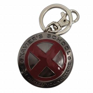 Marvel - Fém kulcstartó - X-Men Logo AJÁNDÉKTÁRGY