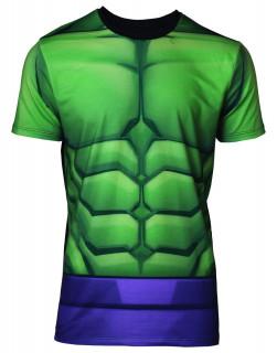 Marvel - Szublimációs póló - Hulk (L-es méret) AJÁNDÉKTÁRGY