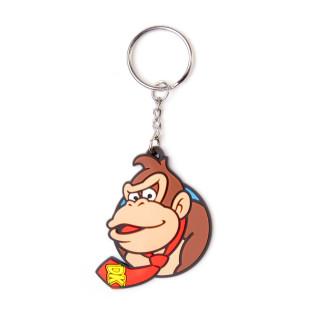 Nintendo - Kulcstartó - Donkey Kong (6 cm) AJÁNDÉKTÁRGY