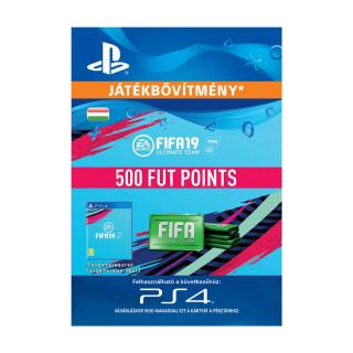 500 FIFA 19 Points Pack - ESD HUN (Letölthető) PS4