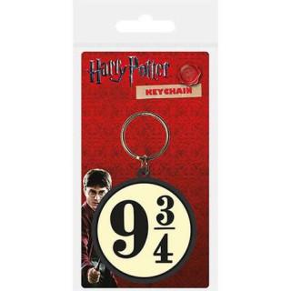 Harry Potter - kulcstartó - Platform 9 3/4 AJÁNDÉKTÁRGY