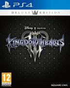 Kingdom Hearts III (3) Deluxe Edition