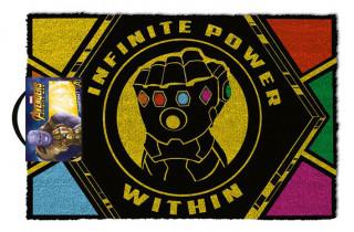 Marvel - Lábtörlő - Avengers: Infinity War