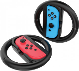 VENOM VS4794 Racing Wheel Twin Pack Nintendo Switch-hez Nintendo Switch