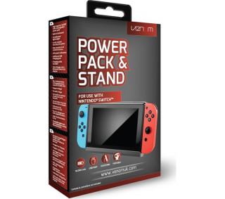 VENOM VS4797 Power Pack & Stand Nintendo (10000mAh) töltőállvány Switch