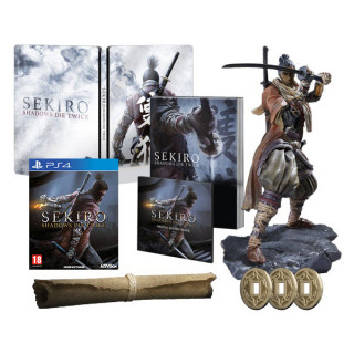 SEKIRO: Shadows Die Twice (Collector's Edition) PS4