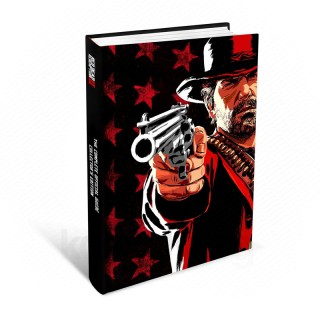 Red Dead Redemption 2: The Complete Official Guide Collector's Edition (angol nyelvű hivatalos kézikönyv) AJÁNDÉKTÁRGY
