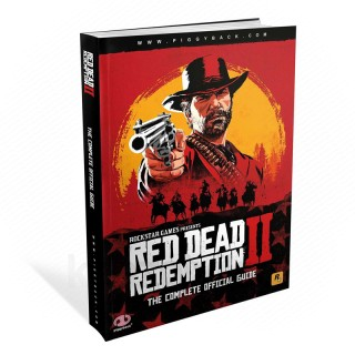 Red Dead Redemption 2: The Complete Official Guide (angol nyelvű) AJÁNDÉKTÁRGY